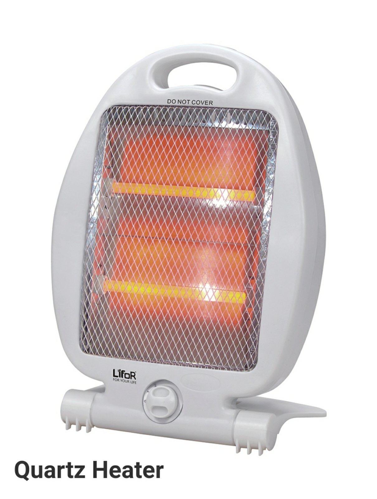 Lifor Quartz Heater