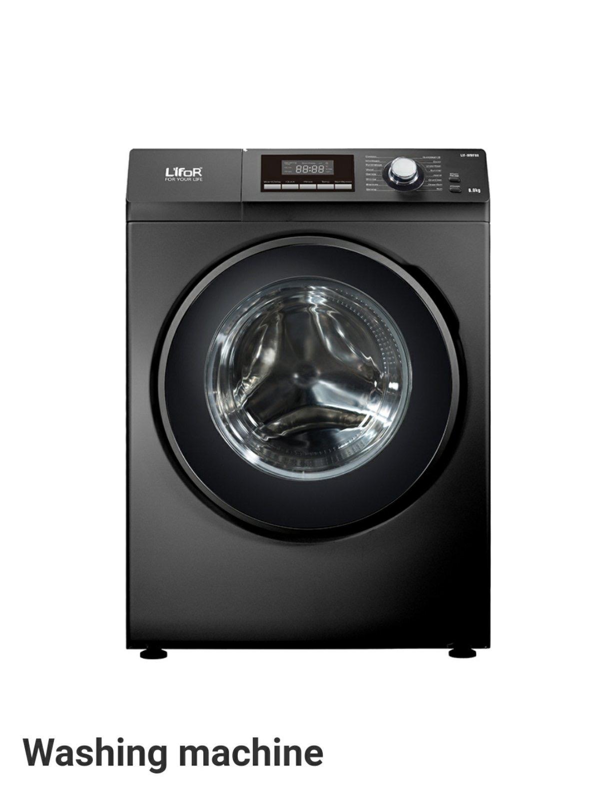 Lifor Washing Machine Front Load -8 KG