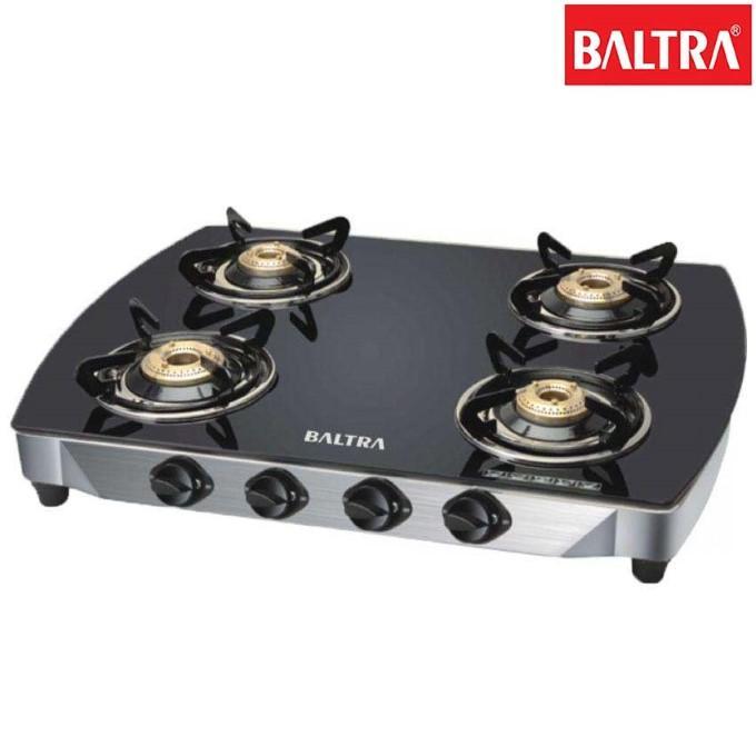 Baltra Gas Stove (CRYSTAL 4B AUTO)