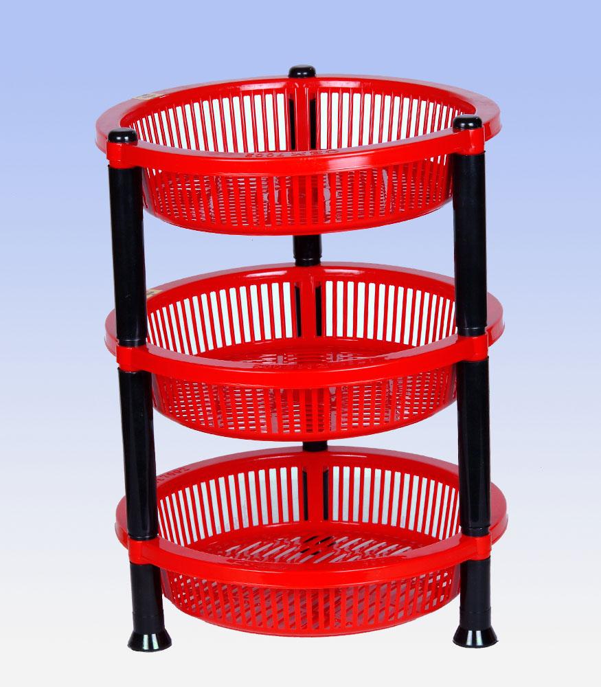 GEM Multipurpose Rack 3 pcs Set (Round)