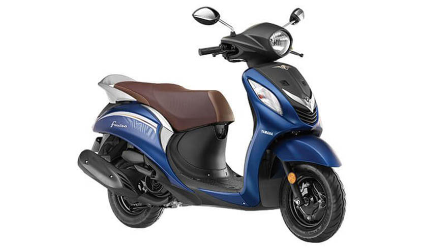Yamaha Scooter ( FASCINO113)