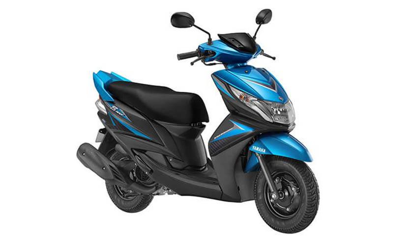 Yamaha Scooter (RAY Z 113)
