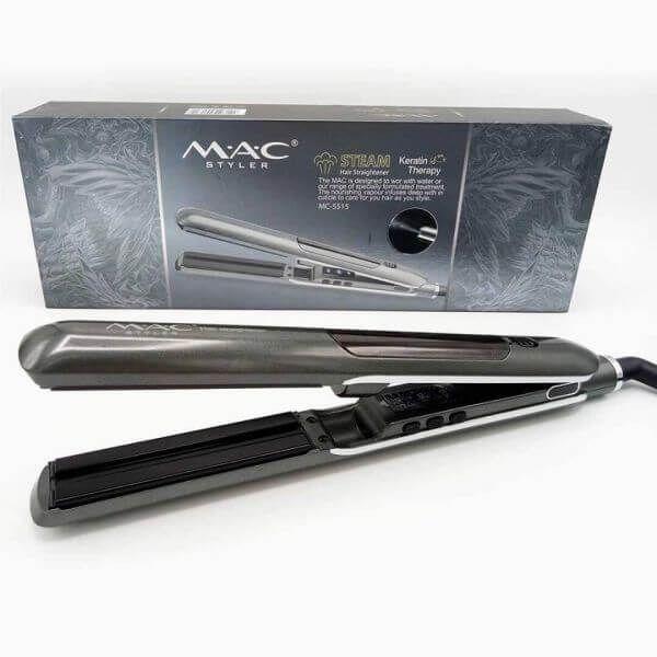 MAC Professional Hair Steam Straightener Hair Iron