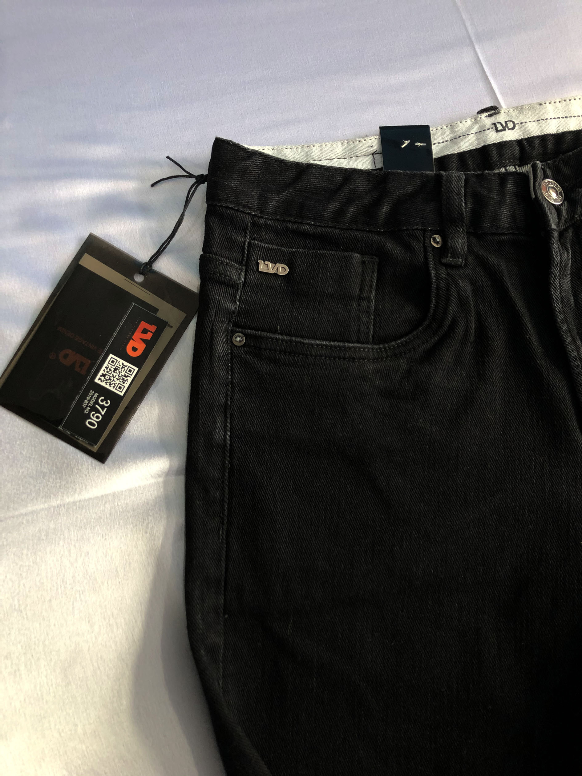 LVD Jeans Black