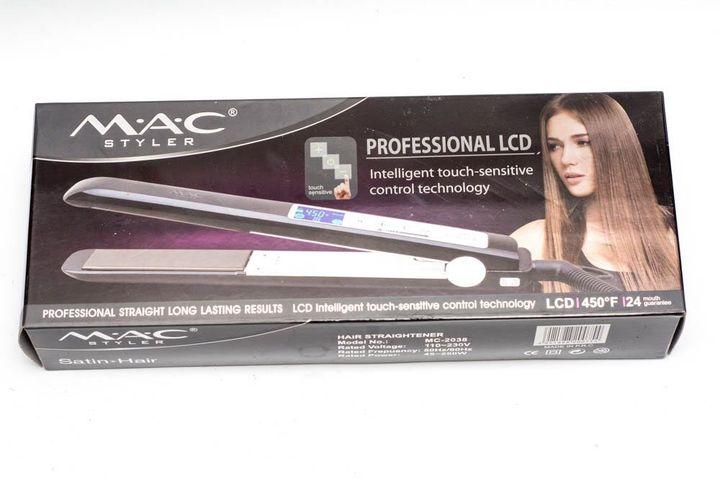 Mac  Hair Straightener MC-2038