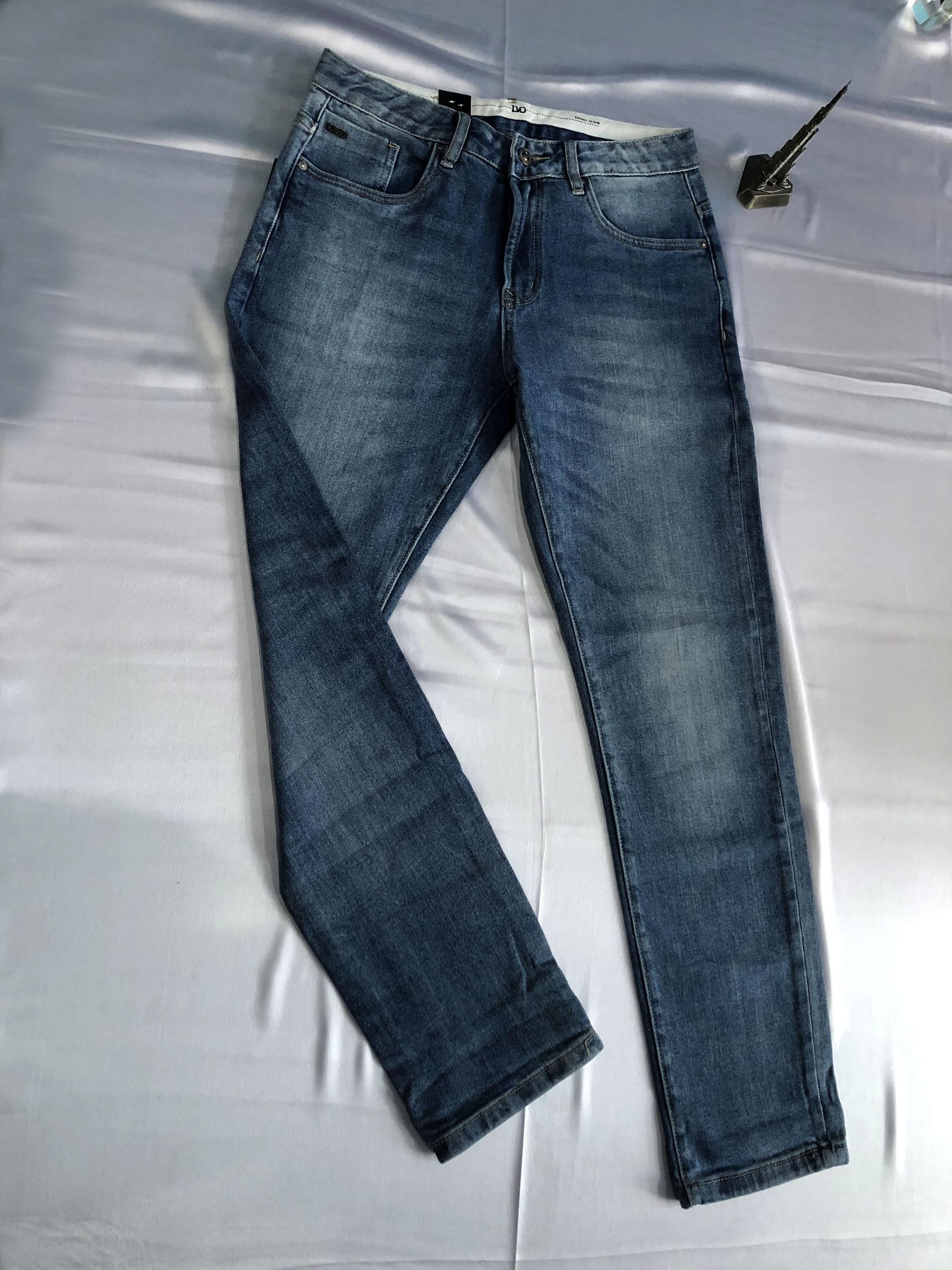 LVD Jeans Slim Straight Light Blue