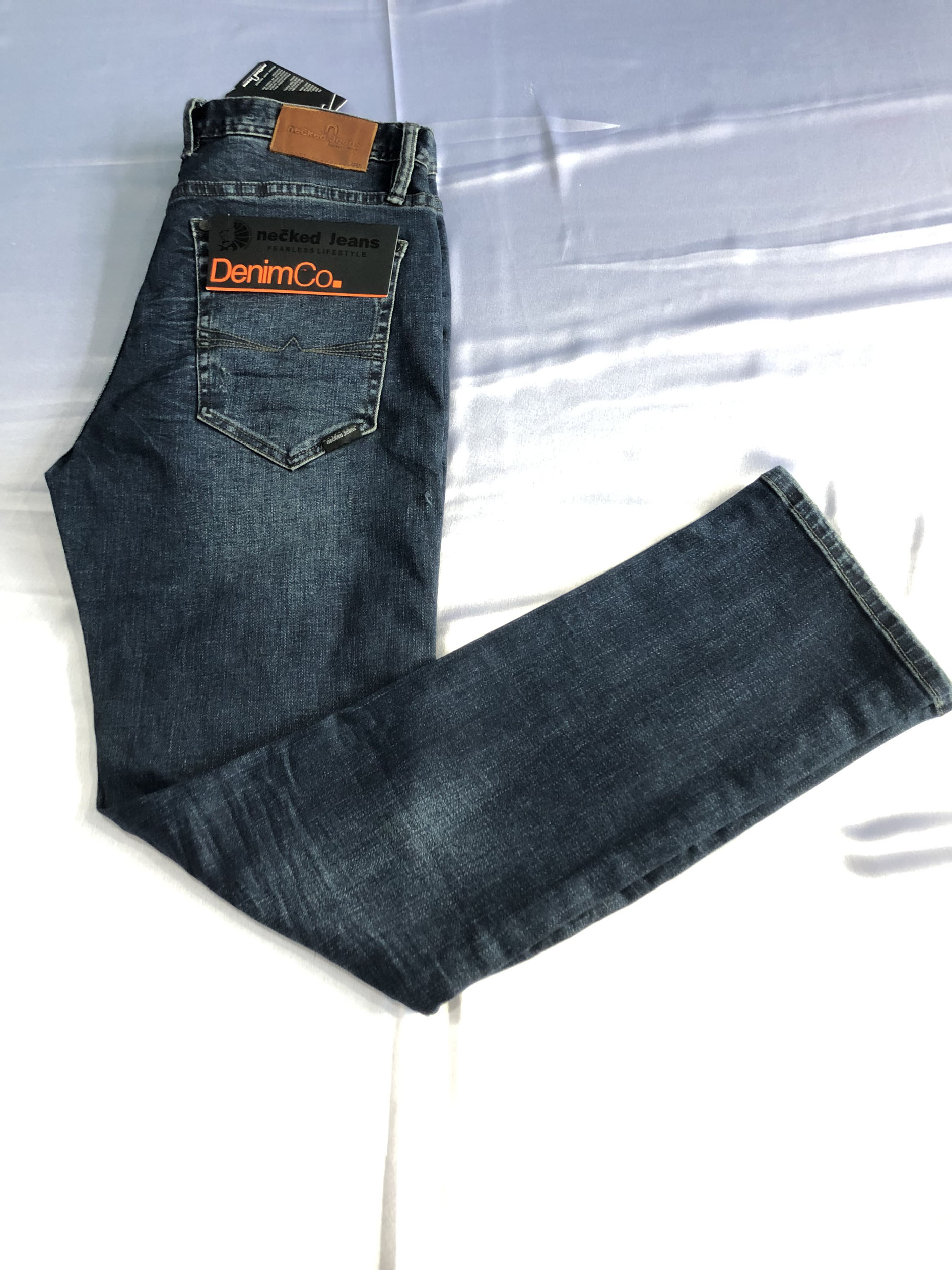 Nacked Jeans Boot Fit