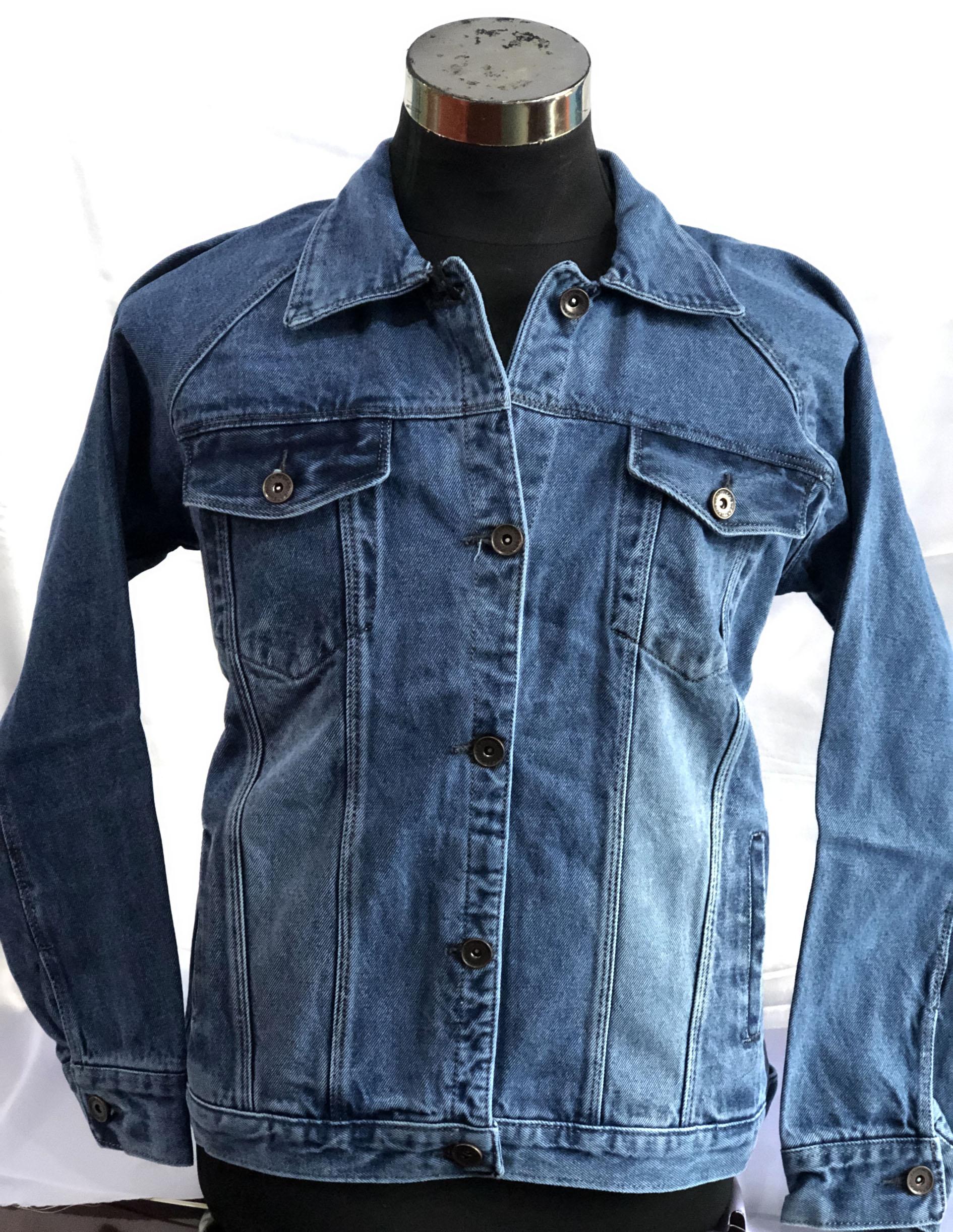 Wrangler Jeans Jacket Light Blue