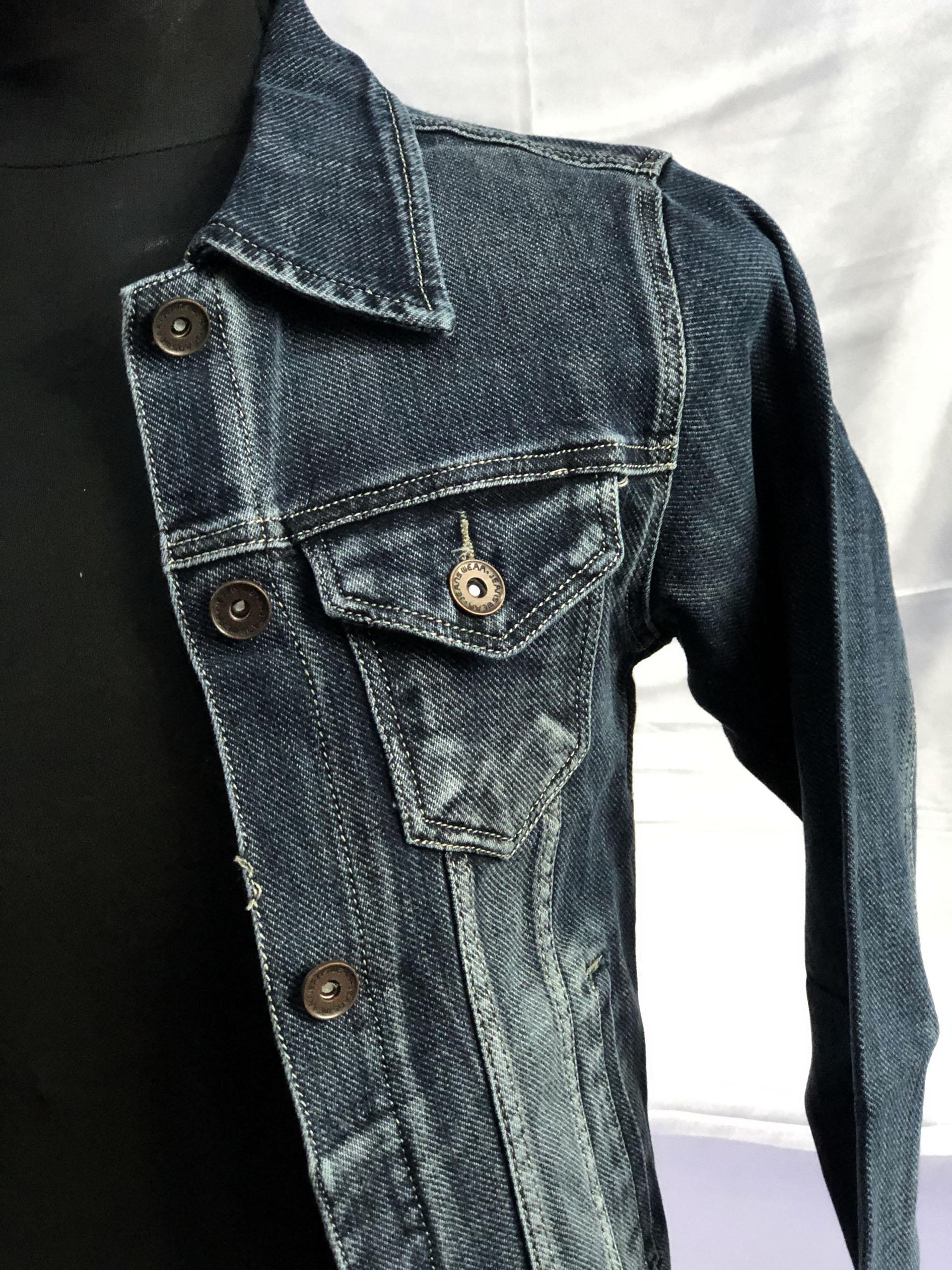 Wrangler Premium Jeans Jacket