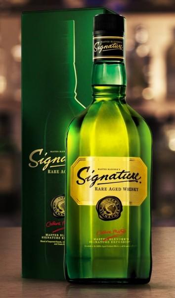 Signature Rare Aged Whisky 750Ml