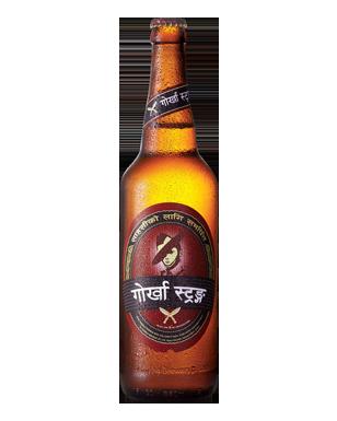 Gorkha Strong Beer 650ML
