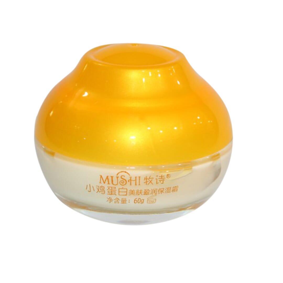 Mushi Albumen Care  Beauty Moisturizing Cream - 60 Gm