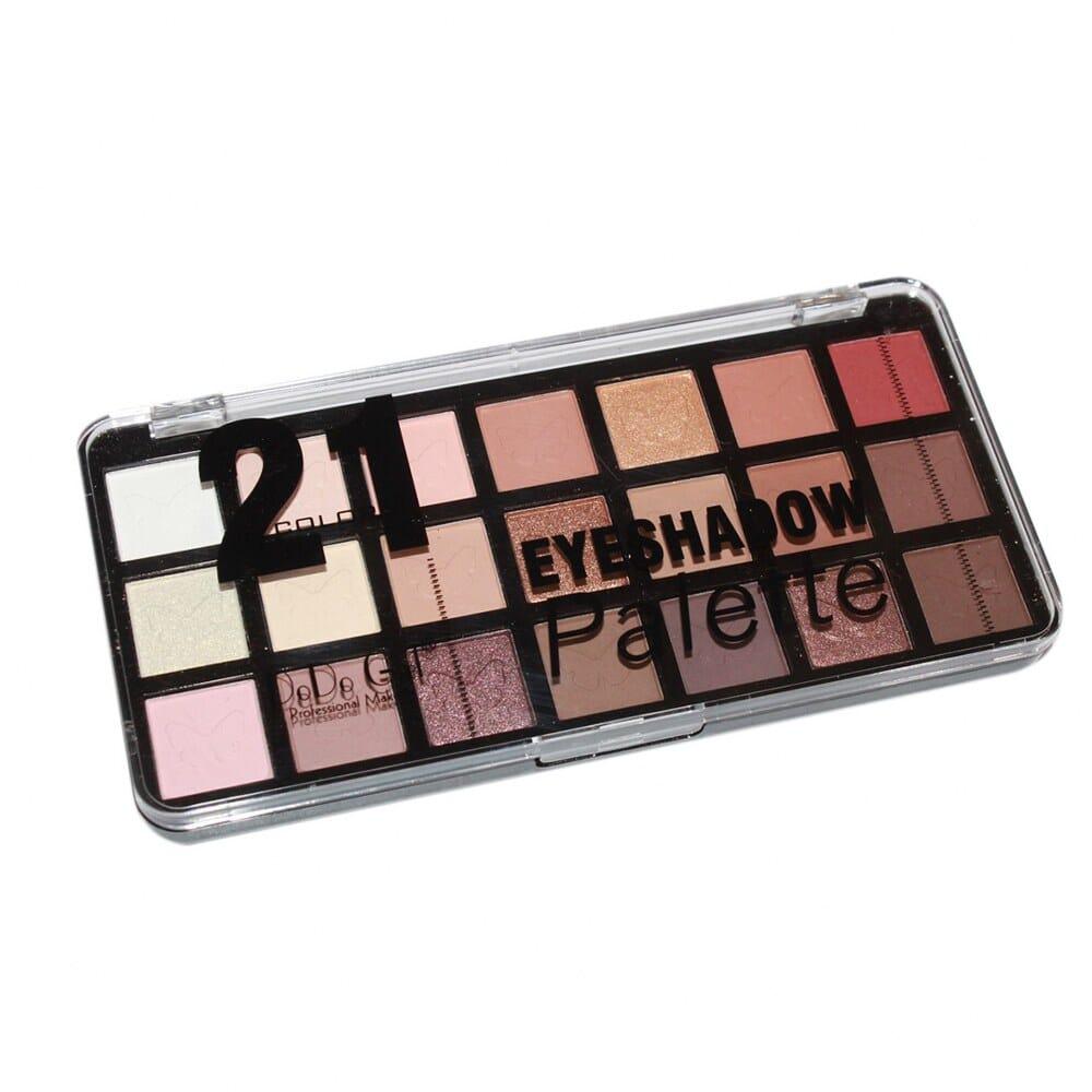 Dodo Girl 21 Eyeshadow Palette-Shade 2