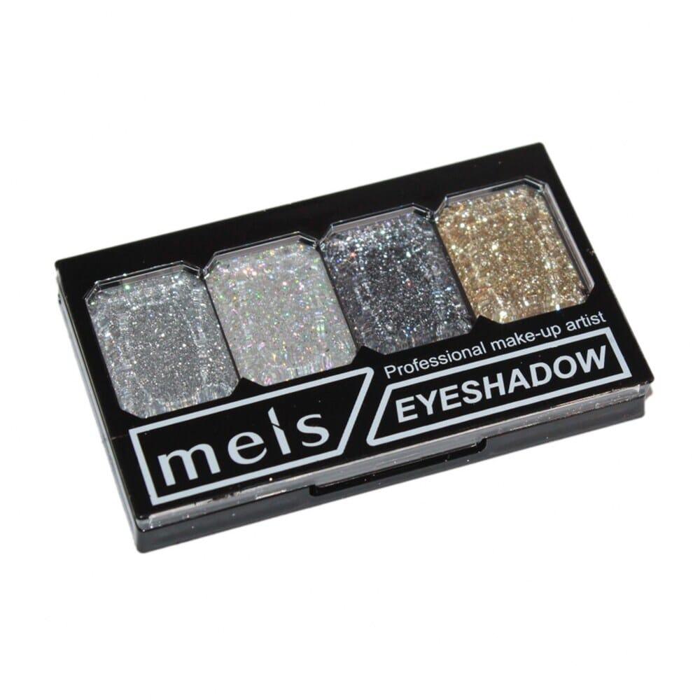 Meis 4 Color Eyeshadow-Shade 1