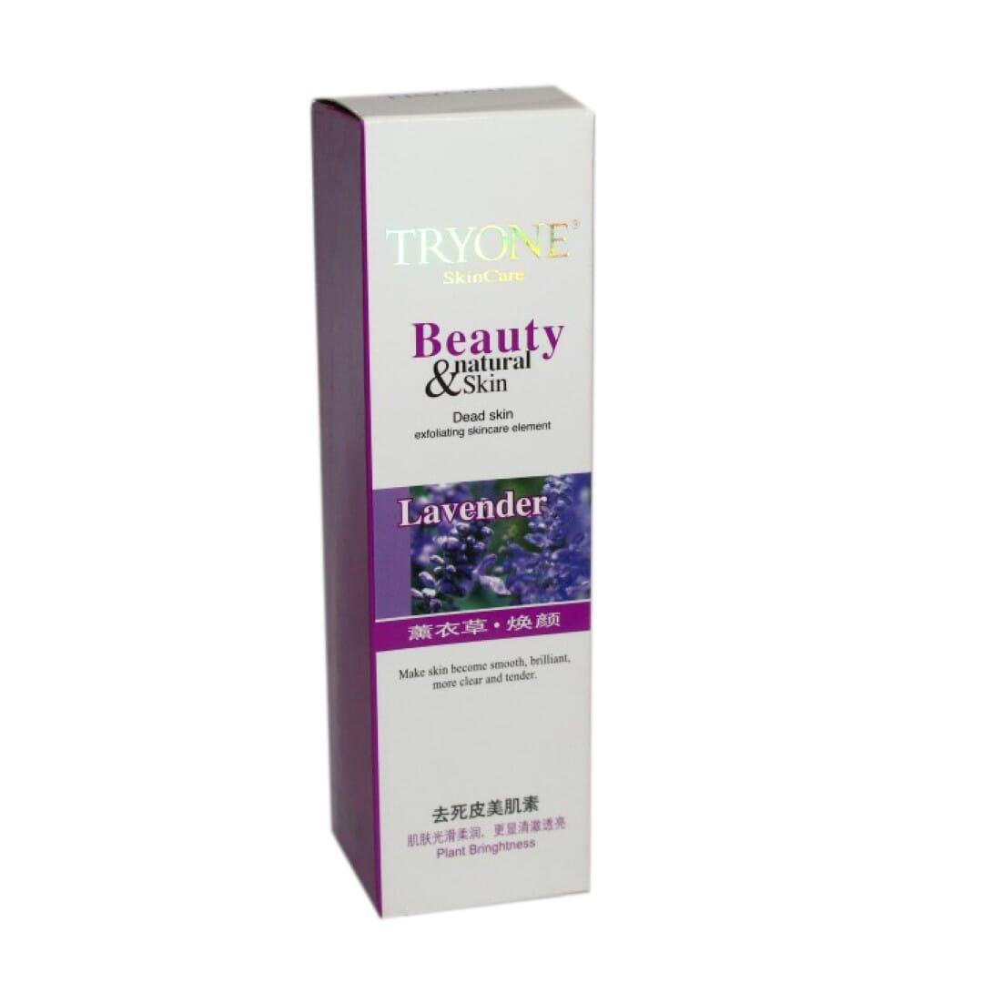 Tryone Plant Brightness Lavender Facial Cleanser - 120 Gm