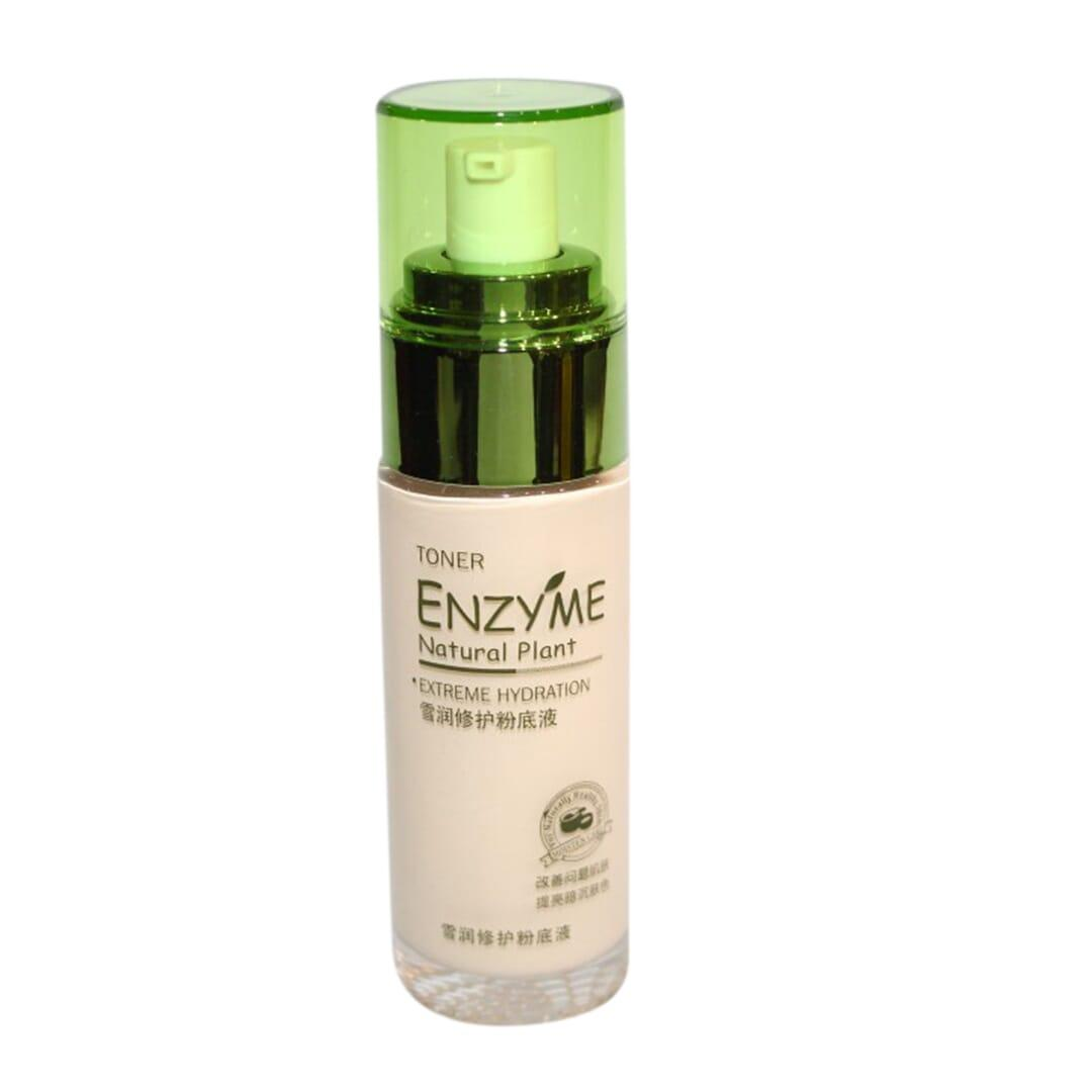 Sibelle Enzyme Natural Plant Extreme Hydration Foundation - 45 Ml
