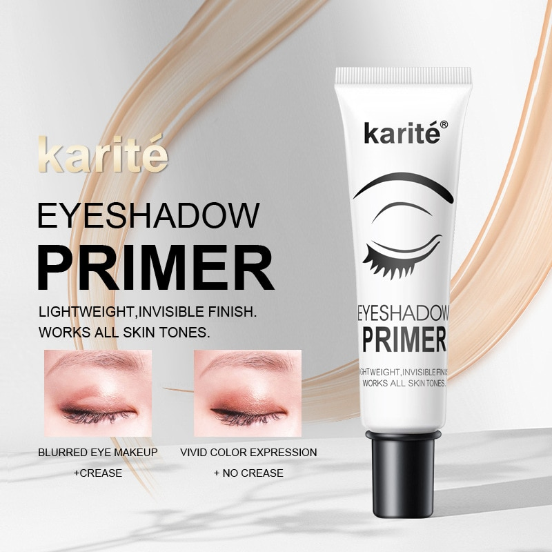 Karite Eye Primer Professional Make Up Base Foundation Primer Makeup Cream