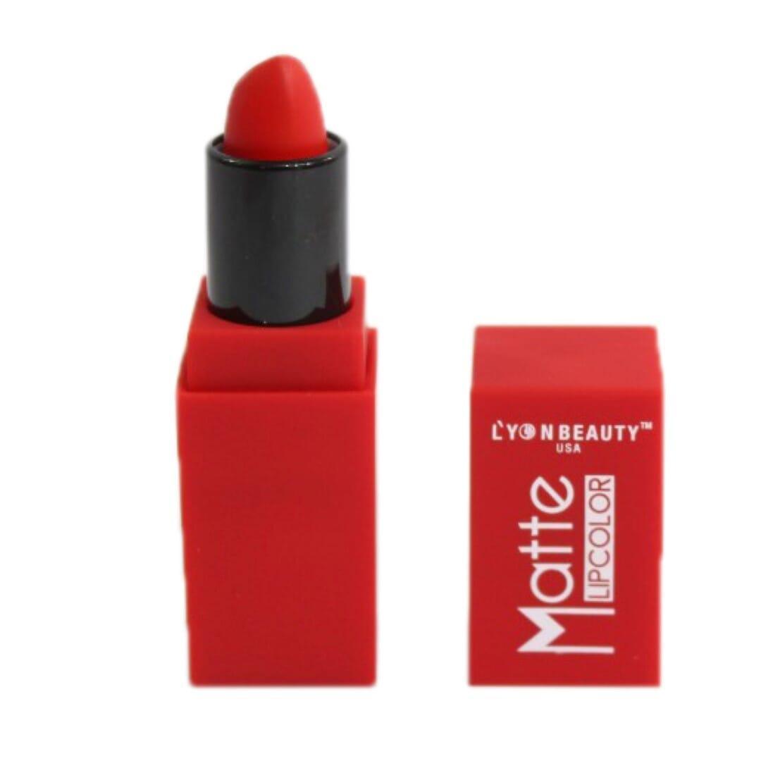 L'Yon Beauty Matte Lip Color - Shade No. 07 - Personal Statement - 3.5 Gm