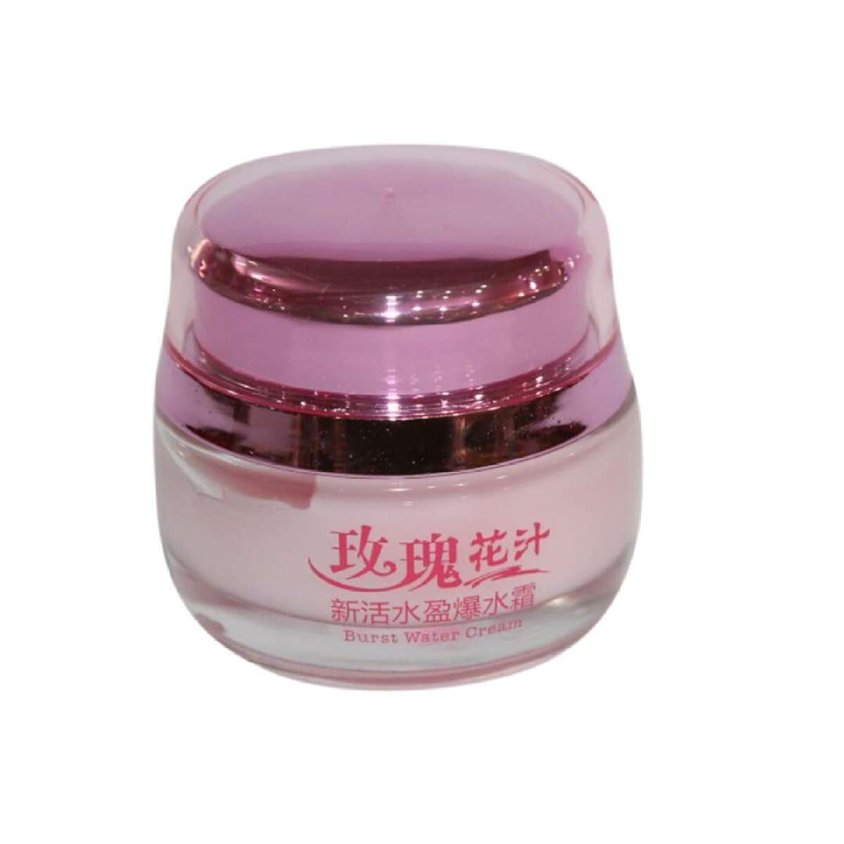 Rose Secret Burst Water Cream - 55 Gm