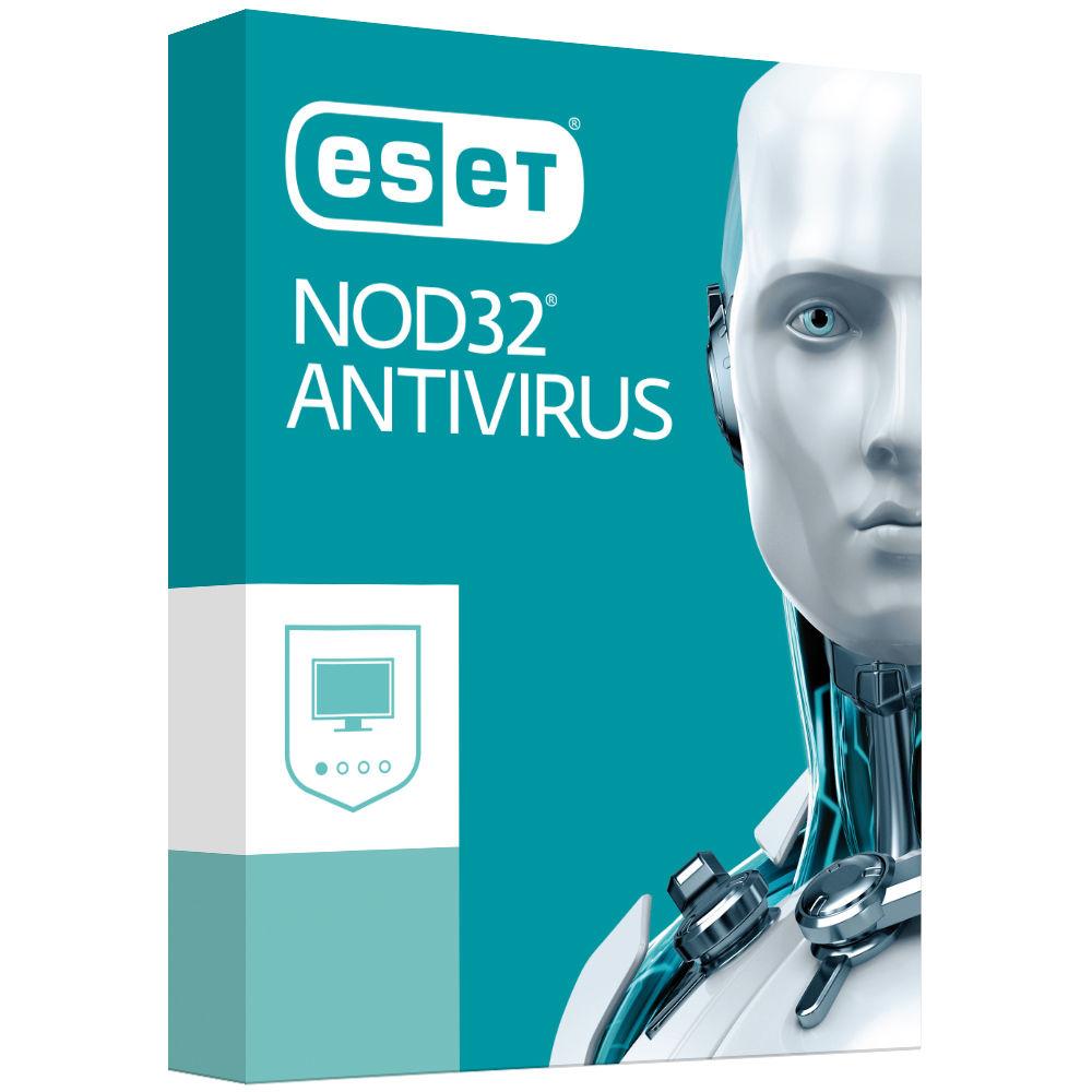 ESET Nod32 Antivirus - 1 User 1 Year
