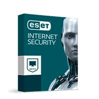 ESET Internet Security- 3 User 1 Year