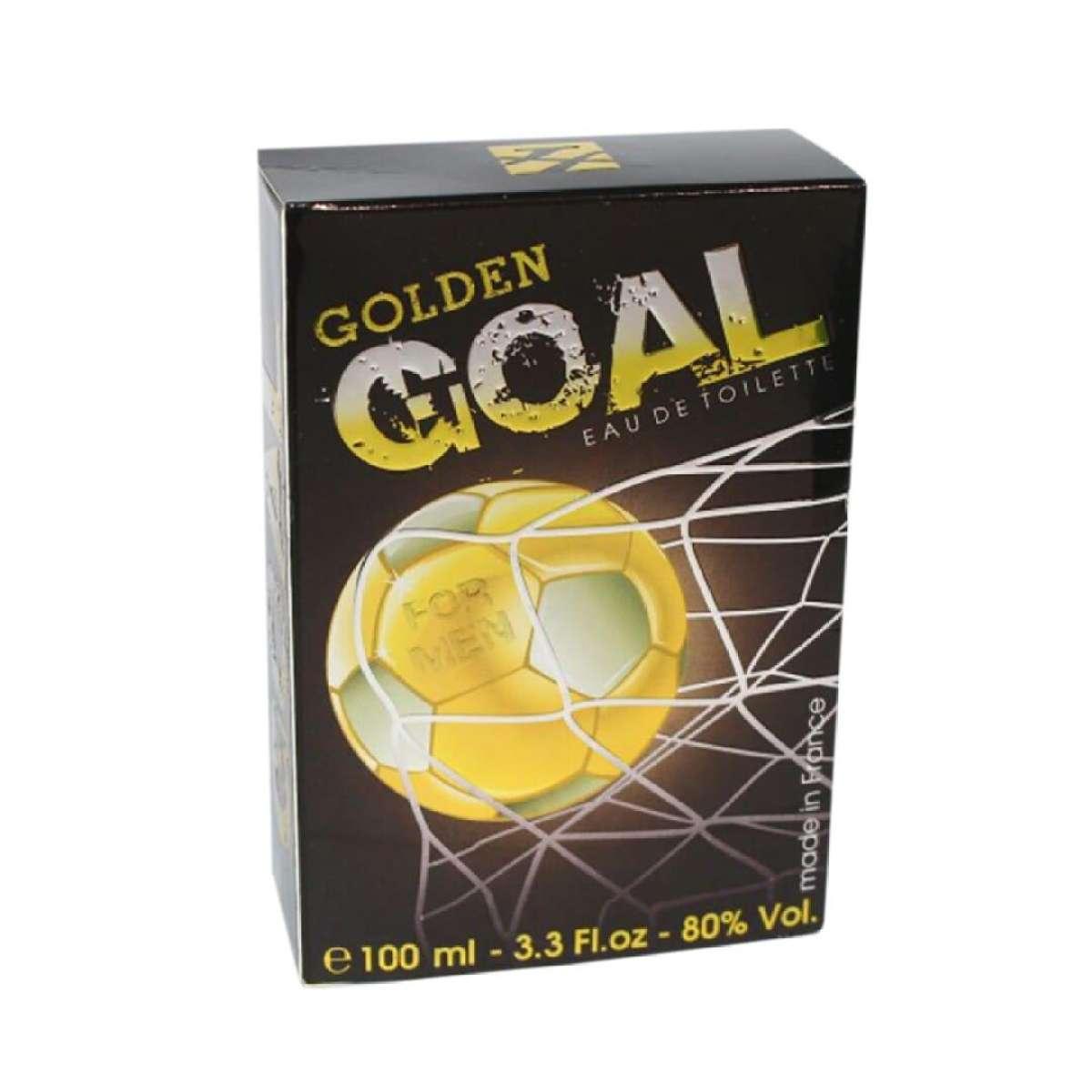 Golden Goal Perfume For Men - 100 Ml - Made In France