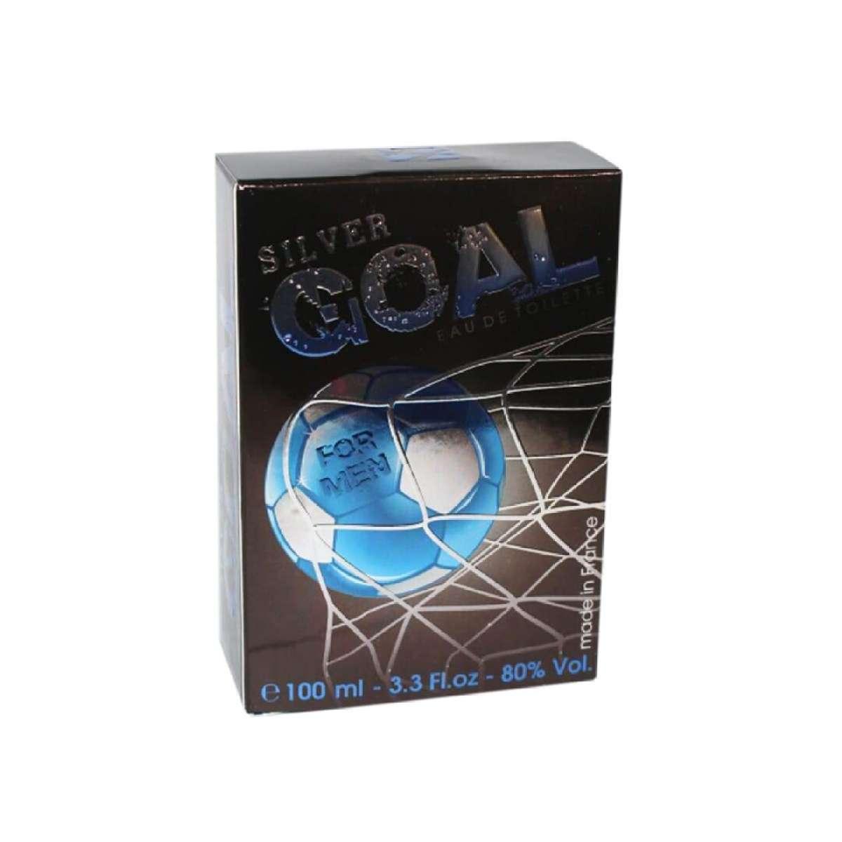 Silver Goal Perfume For Men -100 Ml