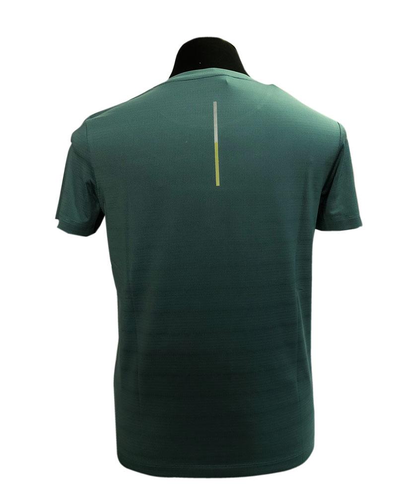 PEAK Round Neck T-Shirt For Men-FW602557