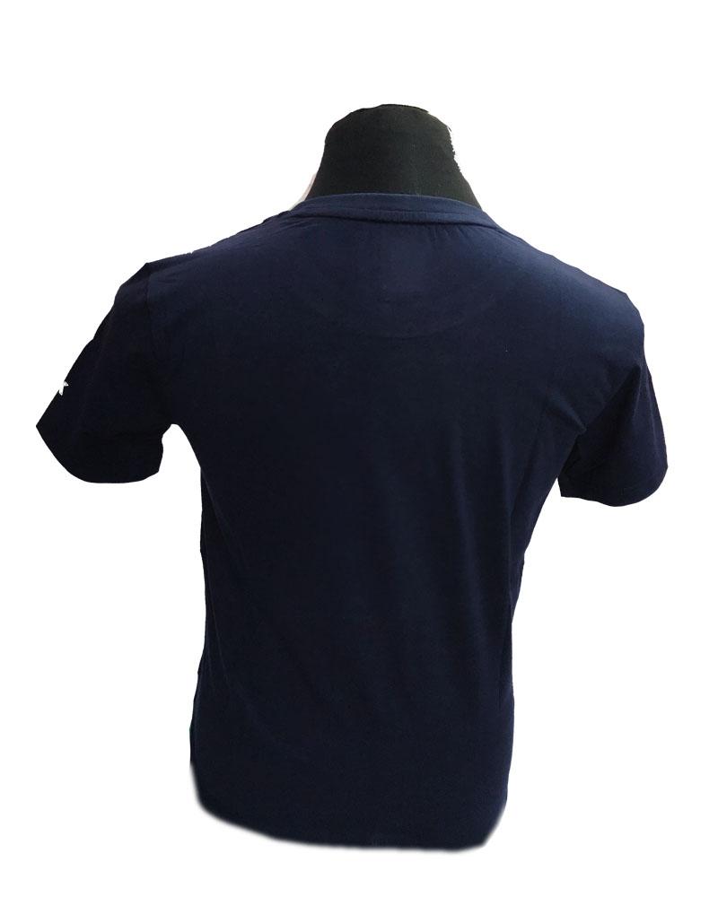 PEAK Round Neck T-Shirt For Men-FW692087