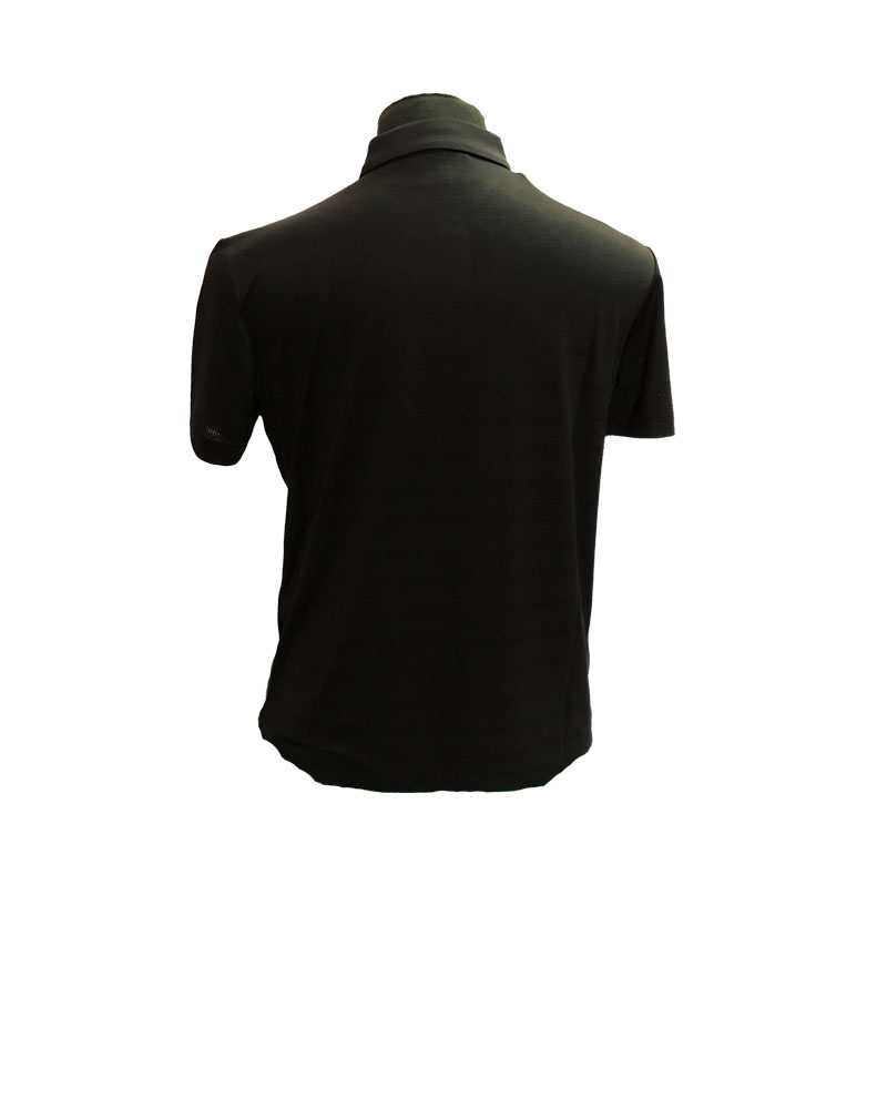 PEAK Round Neck T-Shirt For Men-FW602645