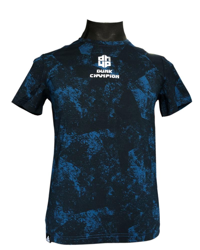 PEAK Round Neck T-Shirt For Men-FW691151