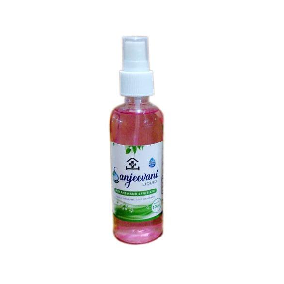Sanjeevani Isopropyl Alcohol Hand sanitizer 100ML