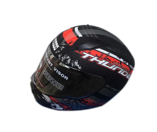 Studds Full Helmet (THUNDER)