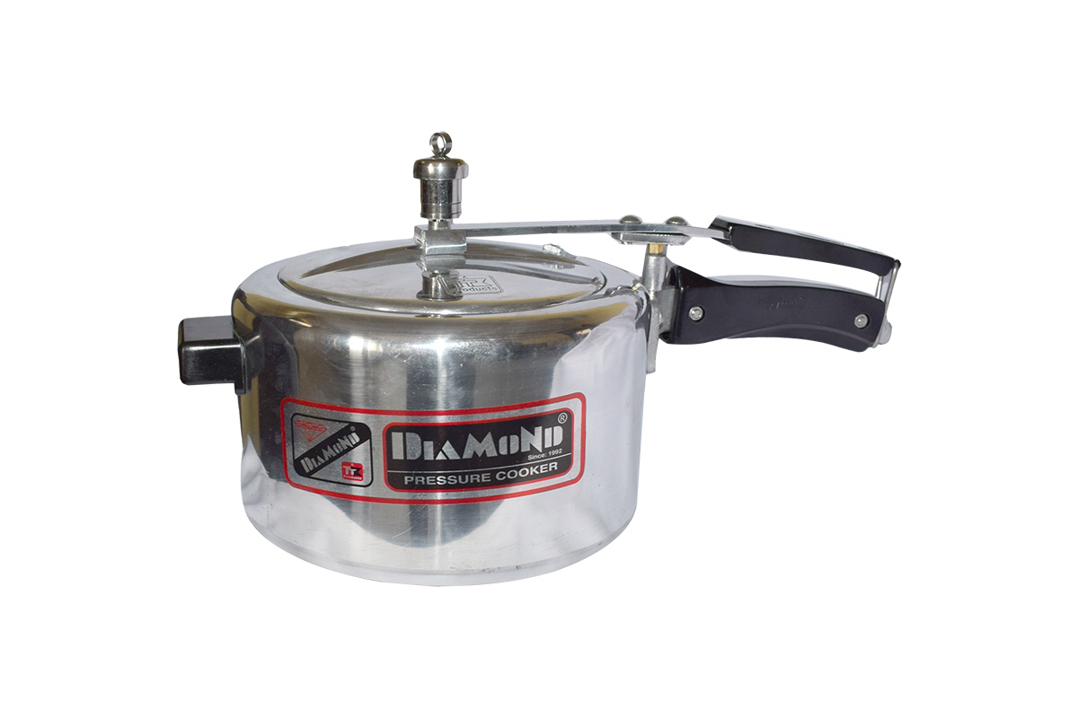 Diamond pressure cooker 8ltr