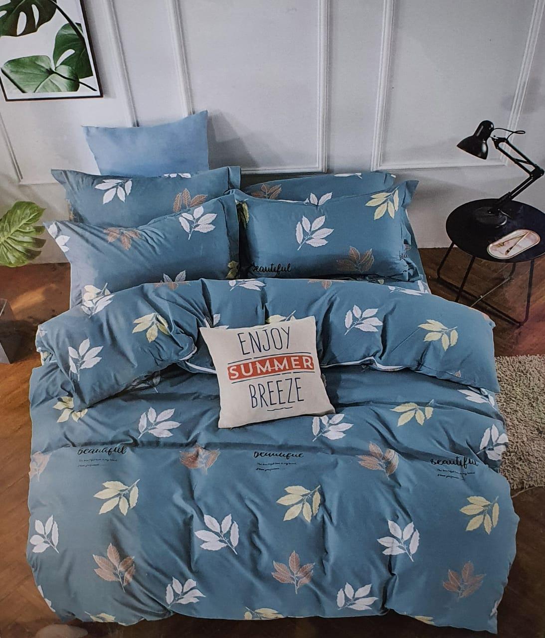 King size bedsheet set 2