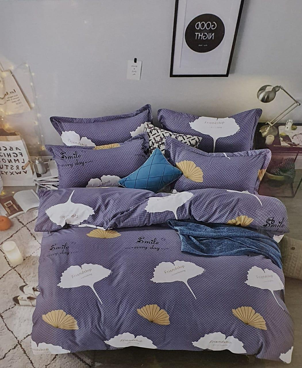 King size bedsheet set 8