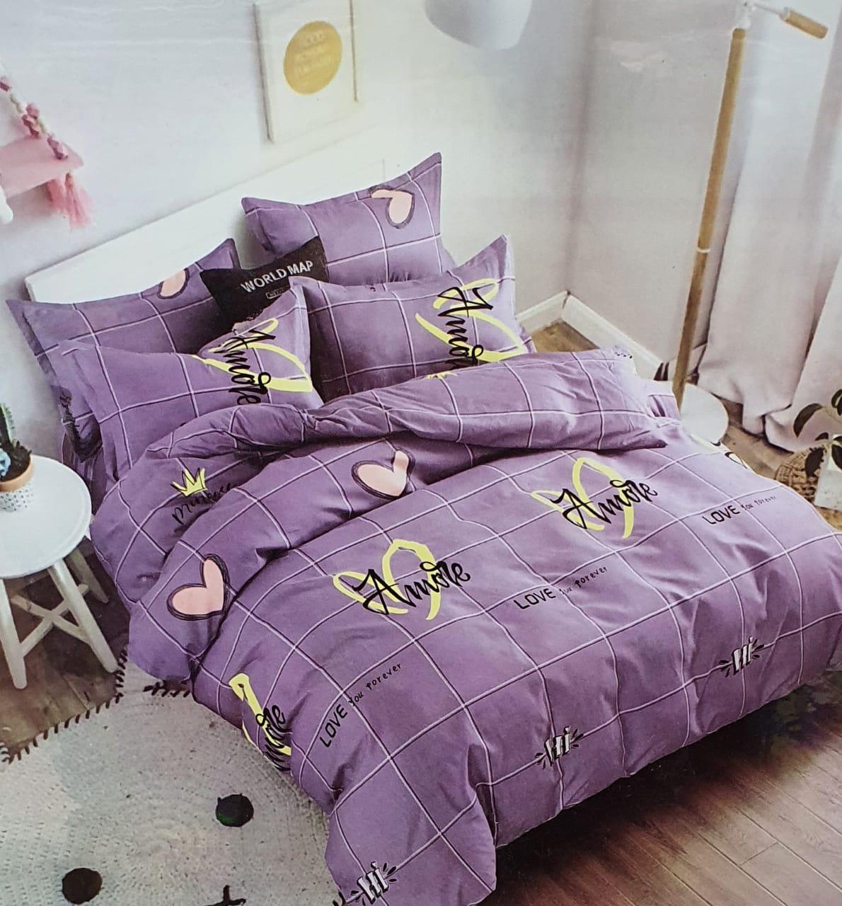 King size bedsheet set 9