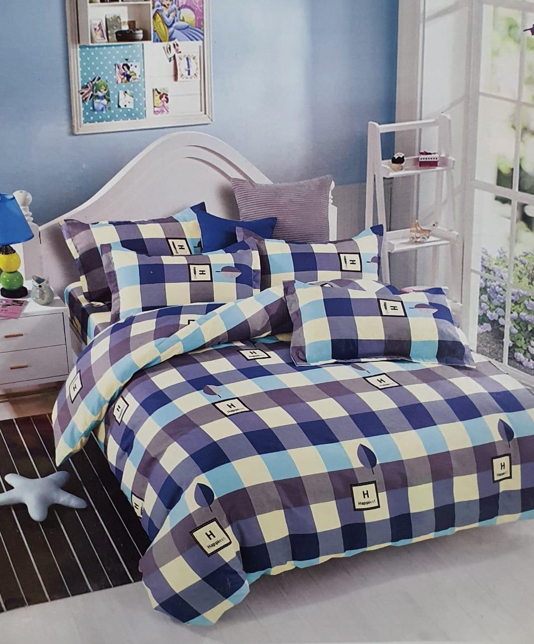 King size bedsheet set 10