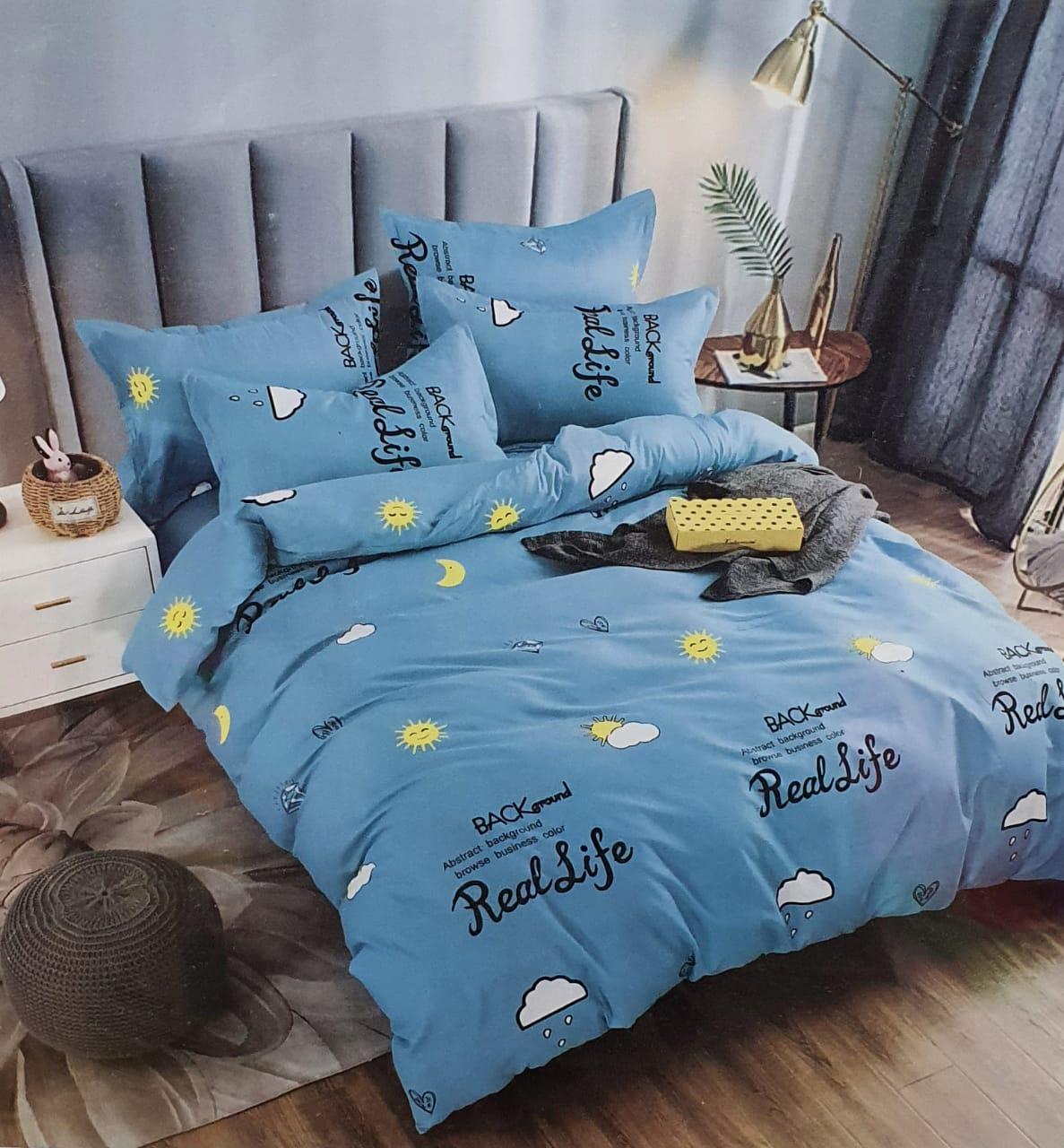 King size bedsheet set 12