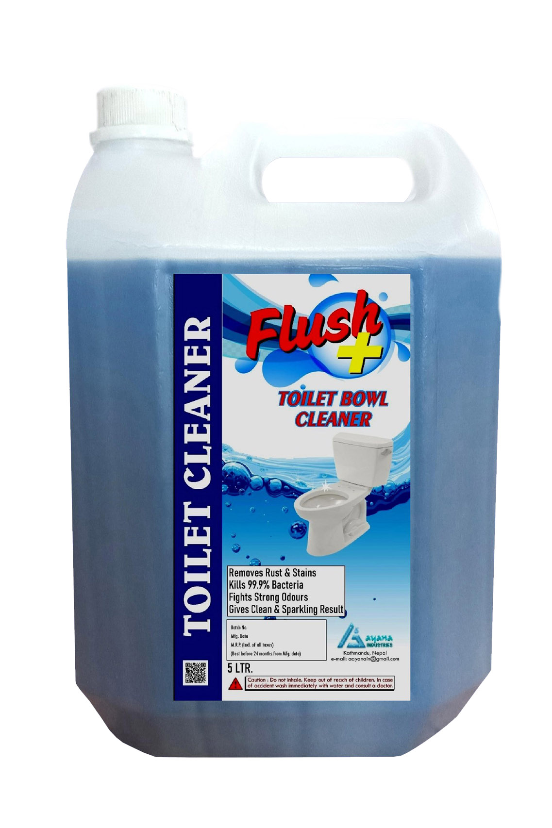 Toilet Cleaner- 5Litre