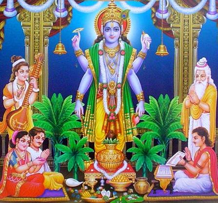 सत्यनारायण पुजाको सामाग्रीहरु (Satyanarayan Pujako Samagriharu)
