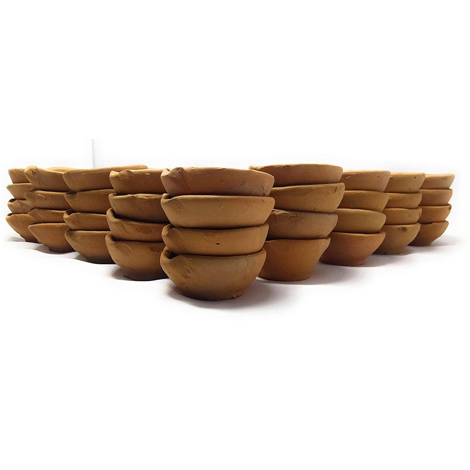 Puja Samagri - Matoko Diyo 24 Pieces / माटाेकाे दियाे २४ वटा