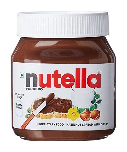 Nutella Hazelnut Chocolate Spread - Jam (न्यूटेला स्प्रेड जाम) (350gm)/Jar