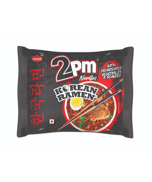 2PM Korean Ramen Noodles-Chicken (100gm x10pcs)/Box