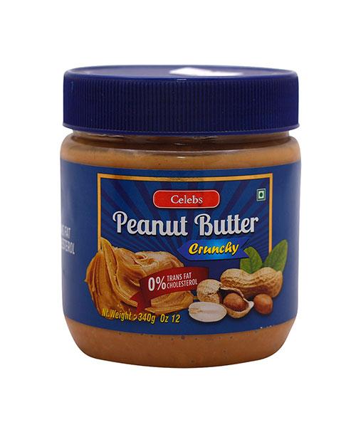 Peanut Butter (पिनट बटर) (340gm)