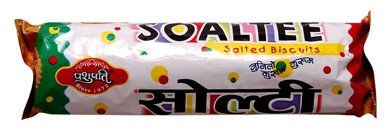 Pashupati Solti Biscuits (45gm x 96 pcs)