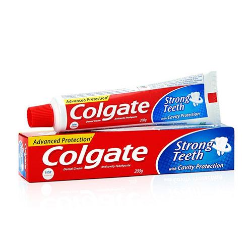 Colgate Dental Cream Toothpaste (Strong Teeth)- 200gm