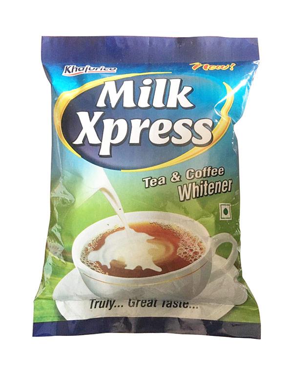Khajurico Milk - Daily Express - Tea & Coffee Whitener (मिल्क एक्स्प्रेस - टि एन्ड कफि वाईटनेर) (400gm)-pkt