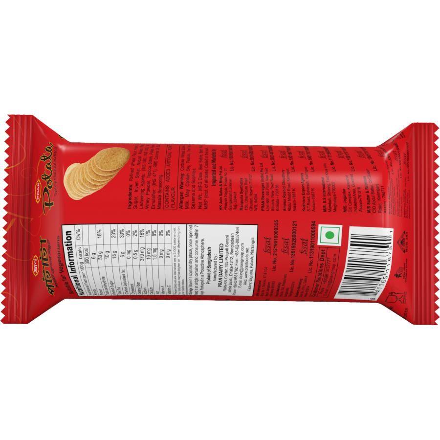 Pran Potato Biscuits (प्रन पोटाटो बिस्कुटस) (1pcs)