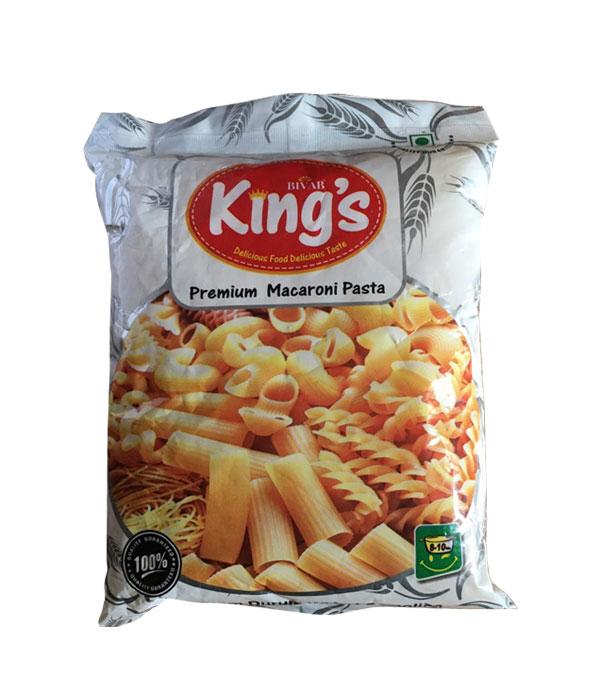 King's Macroni Pasta (म्याक्रोनि पास्ता) (360gm)-pkt